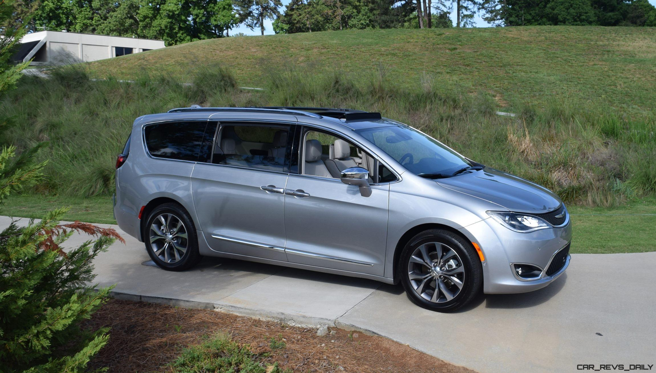 2017 Chrysler Pacifica Touring Road Test Review By Tim