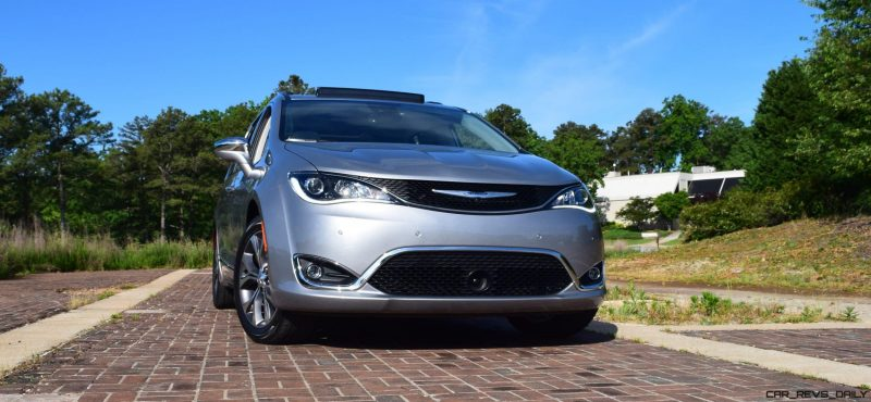 2017 Chrysler PACIFICA Limited- EXTERIOR 7