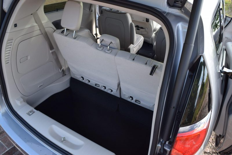 2017 Chrysler PACIFICA Limited- Interior 6