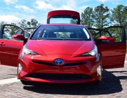 Best Ride-Share Cars – By Anthony Fongaro – Featuring 2016 Toyota PRIUS