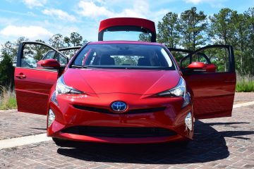 Best Ride-Share Cars - By Anthony Fongaro - Featuring 2016 Toyota PRIUS