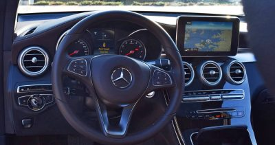 Drive Review – 2016 Mercedes-Benz GLC300 4Matic