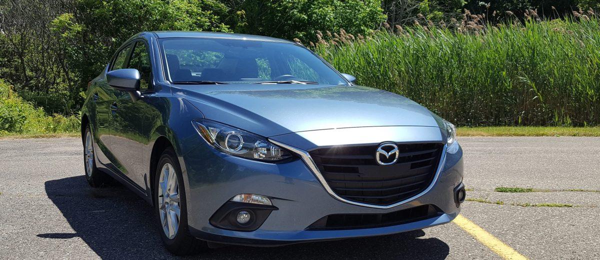 Elegant Road Test Review  2016 Mazda 3 I Grand Touring Sedan 6MT