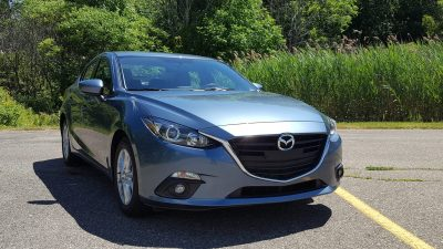Road Test Review - 2016 Mazda 3 i Grand Touring Sedan (6MT) - By Carl Malek 1