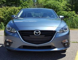 Road Test Review – 2016 Mazda 3 i Grand Touring Sedan (6MT) – By Carl Malek