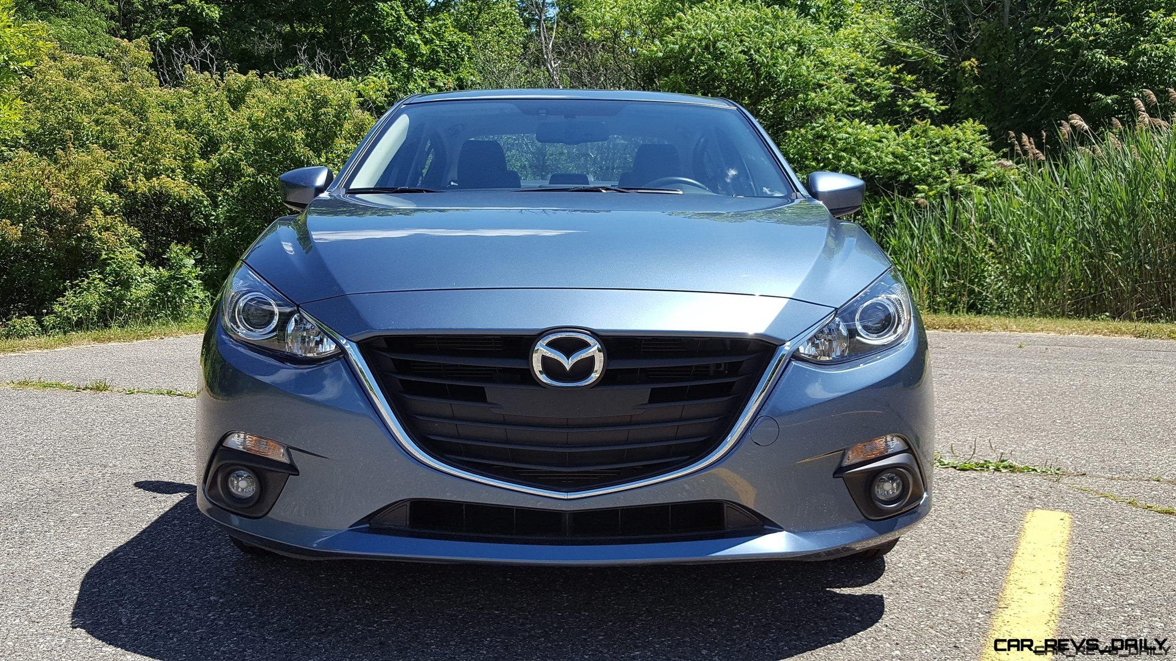 Road Test Review - 2016 Mazda 3 i Grand Touring Sedan (6MT) - By Carl Malek 2