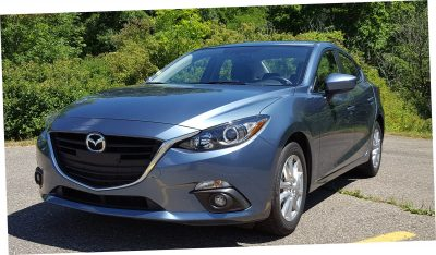 Road Test Review - 2016 Mazda 3 i Grand Touring Sedan (6MT) - By Carl Malek 3