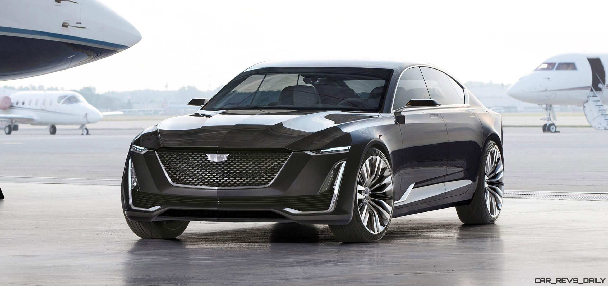world debut 2016 cadillac escala concept. Cars Review. Best American Auto & Cars Review