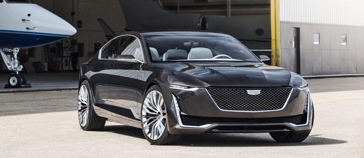 World Debut 2016 Cadillac Escala Concept