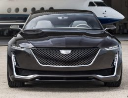 World Debut – 2016 Cadillac ESCALA Concept