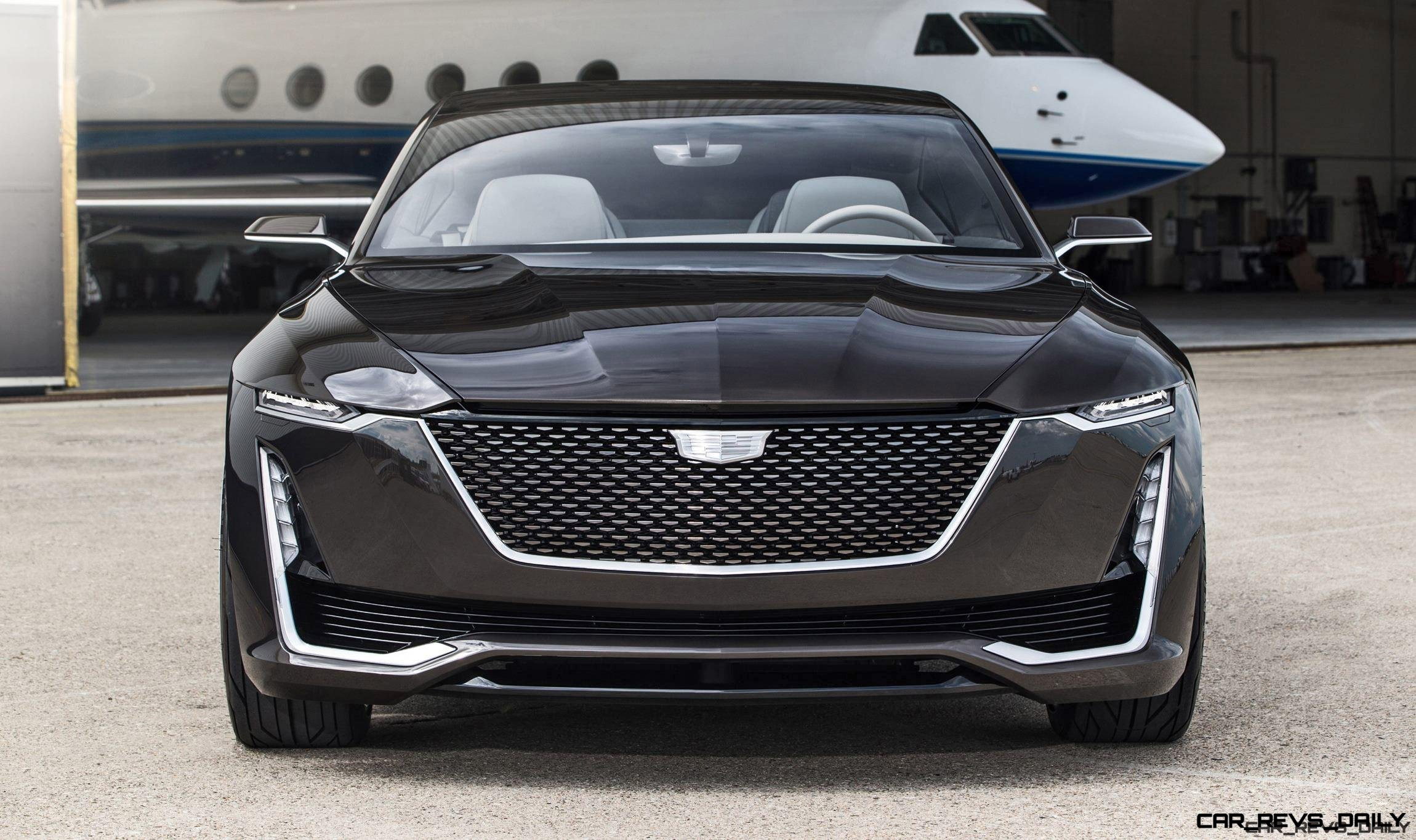 World Debut 2016 Cadillac Escala Concept Latest News Car Revs
