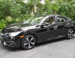 "Road Test Review – 2016 Honda CIVIC 1.5T Sedan – By Ken ""Hawkeye"" Glassman"