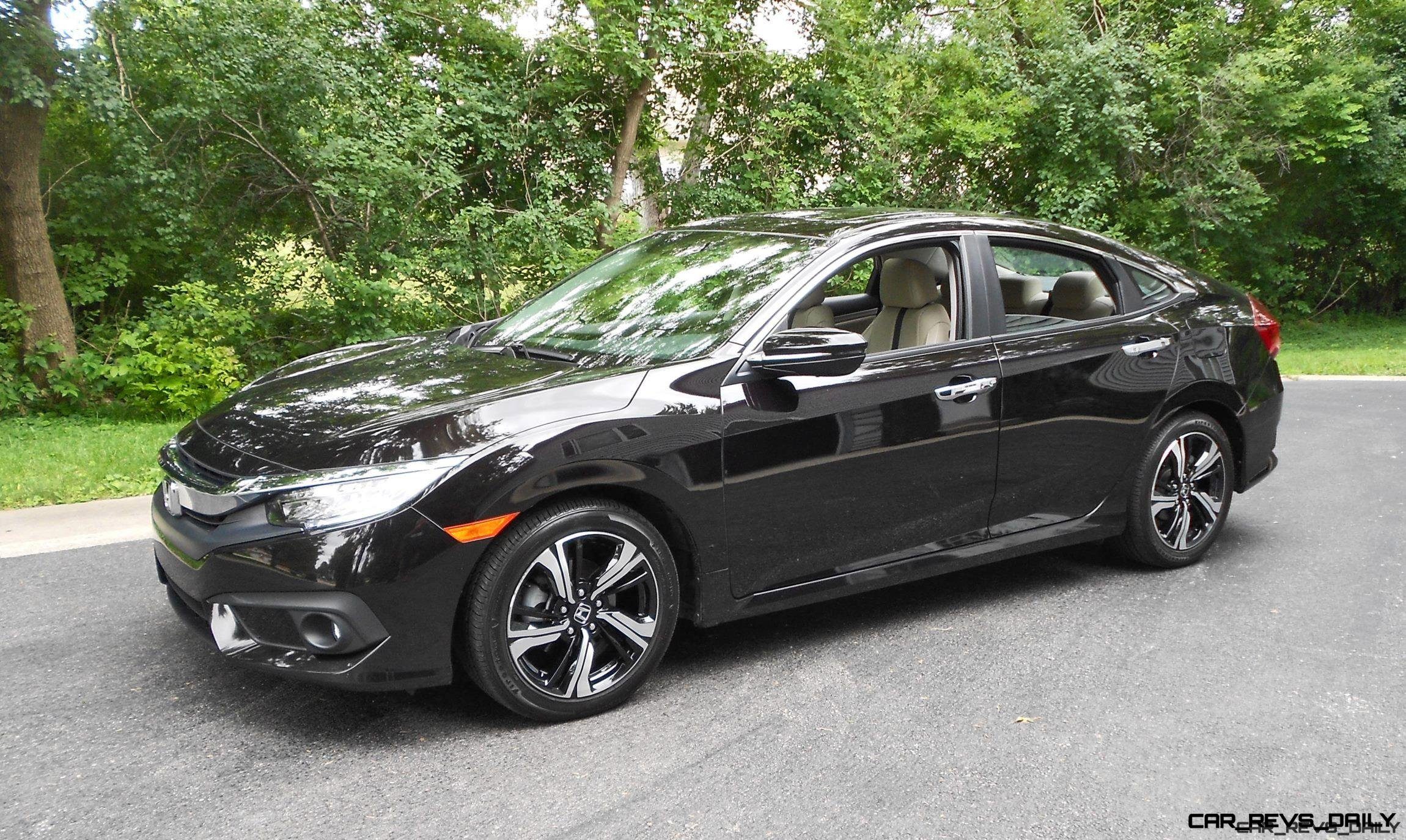 2016 Honda Civic 1