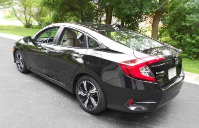 2016 Honda Civic 8