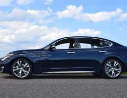 2016 INFINITI Q70L 5.6 – HD Road Test Review