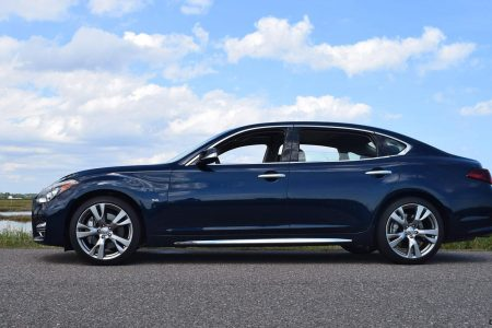 2016 Infiniti Q70l 5 6 Hd Road Test Review