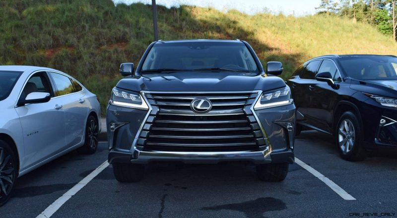 2016 Lexus LX570 - Exterior Photos 1