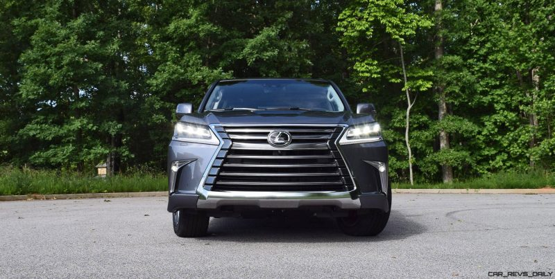 2016 Lexus LX570 - Exterior Photos 11