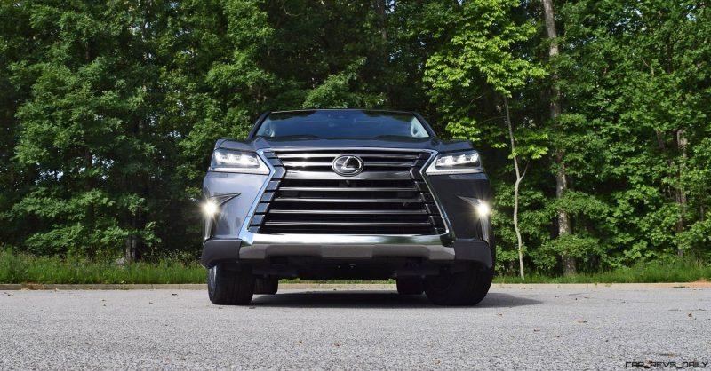 2016 Lexus LX570 - Exterior Photos 12