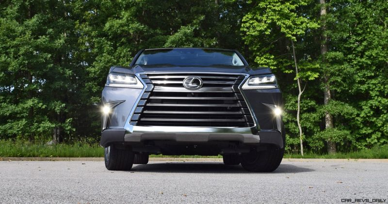 2016 Lexus LX570 - Exterior Photos 13