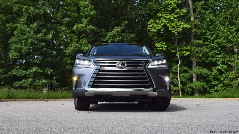 2016 Lexus LX570 - Exterior Photos 14