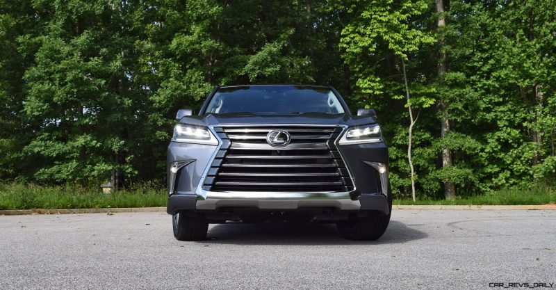 2016 Lexus LX570 - Exterior Photos 15