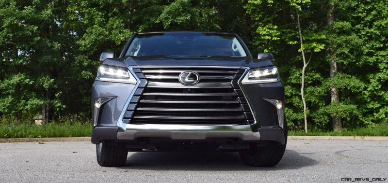 2016 Lexus LX570 - Exterior Photos 16