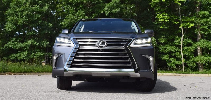 2016 Lexus LX570 - Exterior Photos 17