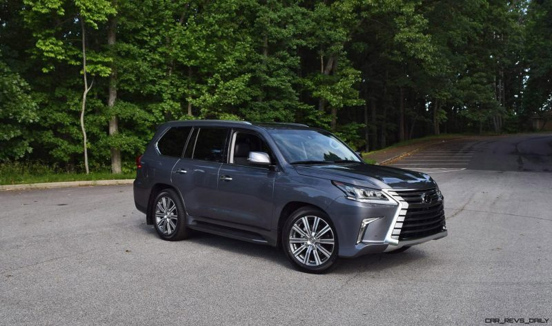 2016 Lexus LX570 - Exterior Photos 18