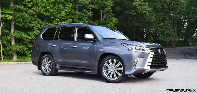 2016 Lexus LX570 - Exterior Photos 19