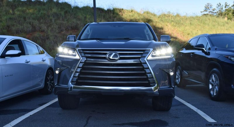 2016 Lexus LX570 - Exterior Photos 2