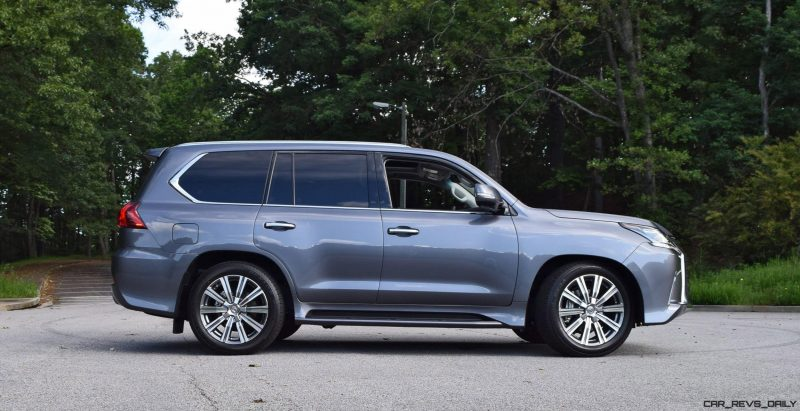 2016 Lexus LX570 - Exterior Photos 21