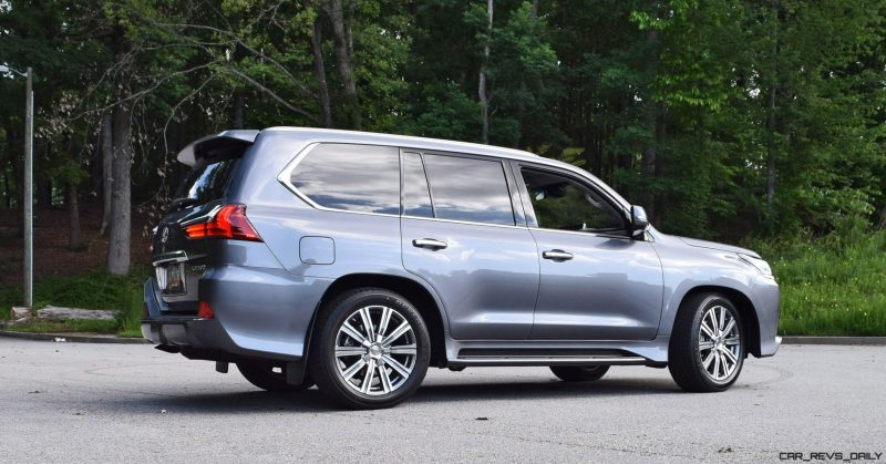 2016 Lexus LX570 - Exterior Photos 22