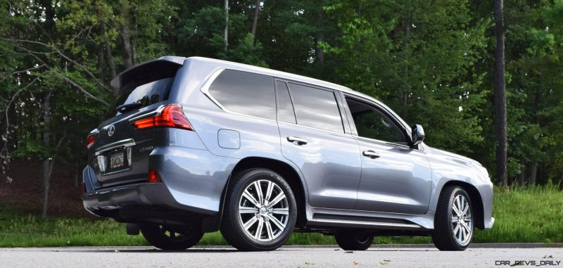 2016 Lexus LX570 - Exterior Photos 23