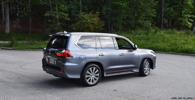 2016 Lexus LX570 - Exterior Photos 24