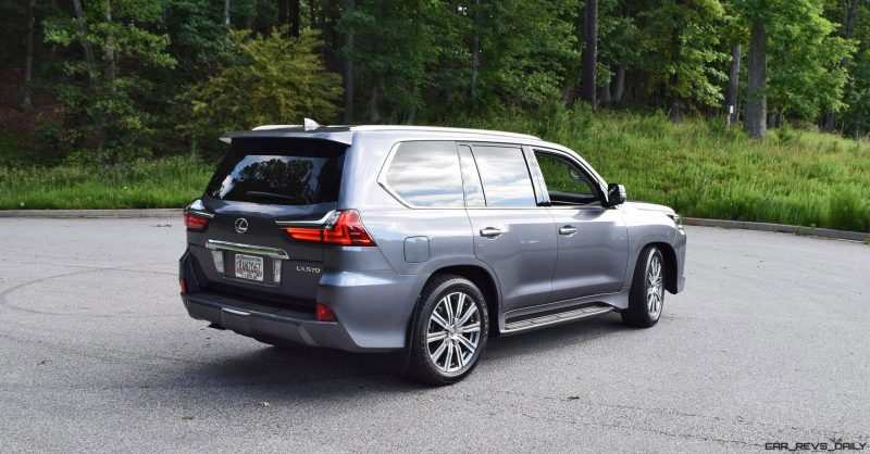 2016 Lexus LX570 - Exterior Photos 25