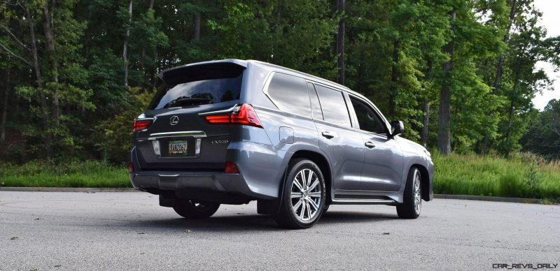 2016 Lexus LX570 - Exterior Photos 26