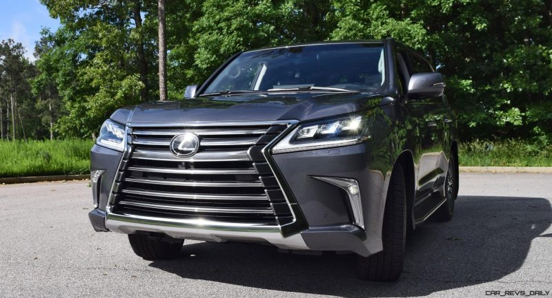 2016 Lexus LX570 - Exterior Photos 31