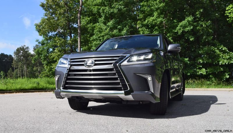 2016 Lexus LX570 - Exterior Photos 32