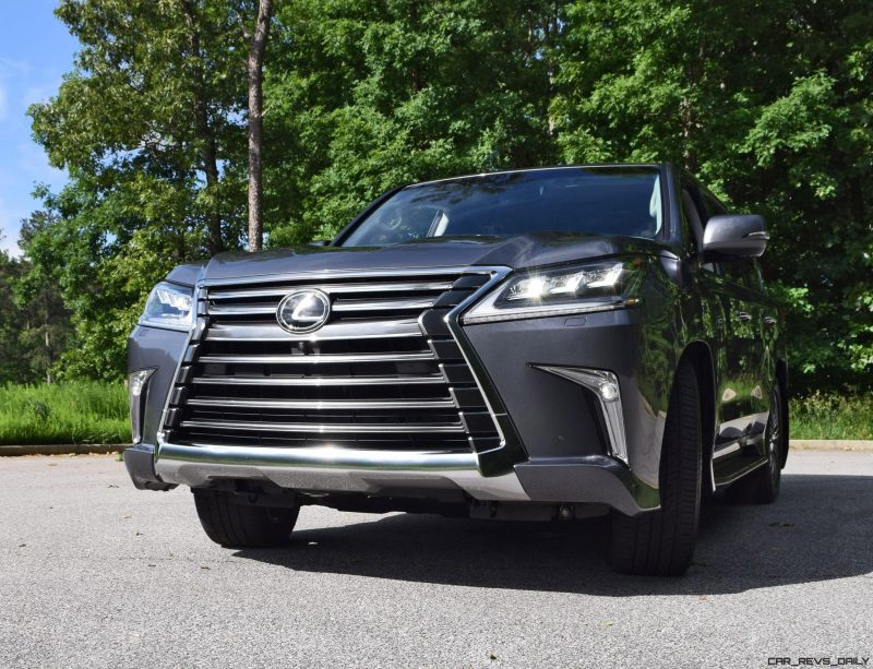 2016 Lexus LX570 - Exterior Photos 33