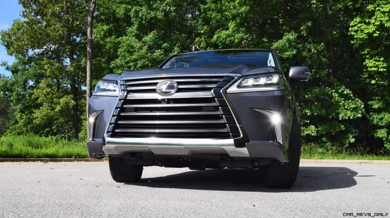 2016 Lexus LX570 - Exterior Photos 35
