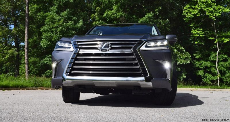 2016 Lexus LX570 - Exterior Photos 36