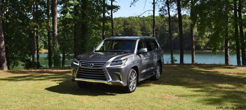 2016 Lexus LX570 - Exterior Photos 37