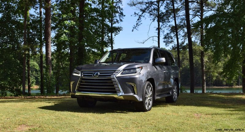 2016 Lexus LX570 - Exterior Photos 38