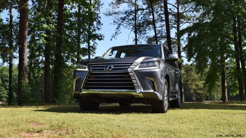 2016 Lexus LX570 - Exterior Photos 39