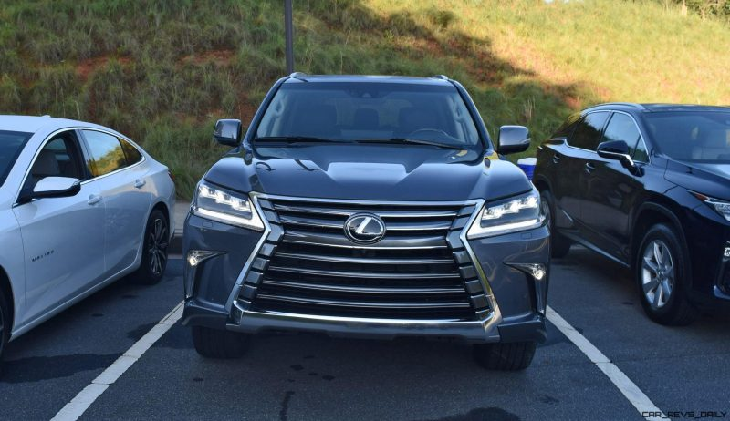 2016 Lexus LX570 - Exterior Photos 4