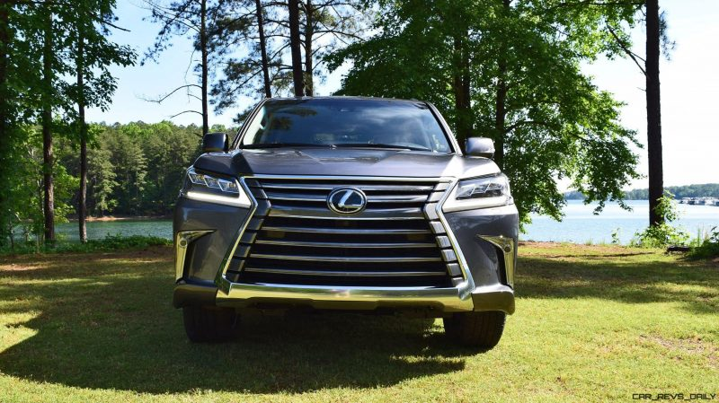 2016 Lexus LX570 - Exterior Photos 42