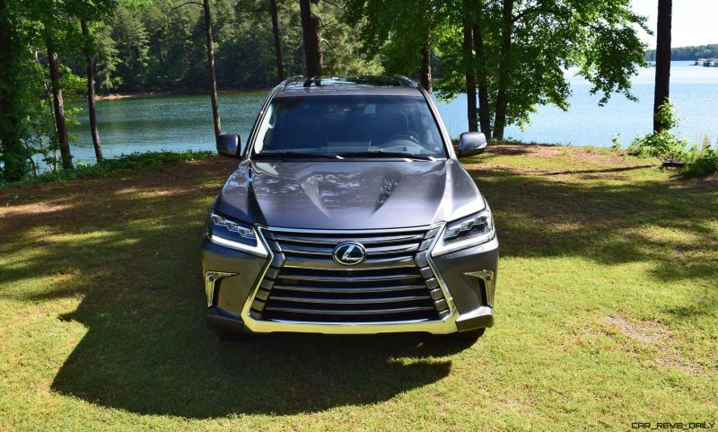 2016 Lexus LX570 - Exterior Photos 43