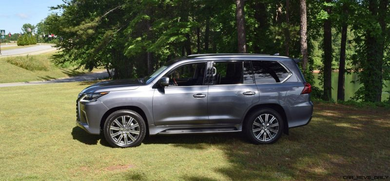 2016 Lexus LX570 - Exterior Photos 44