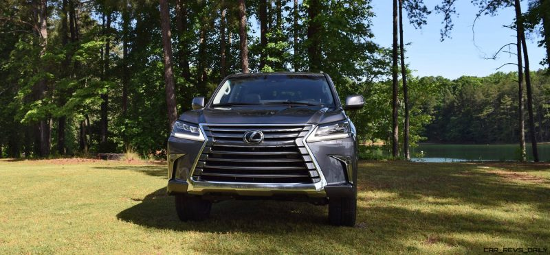 2016 Lexus LX570 - Exterior Photos 47